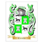 Cerreto Small Poster