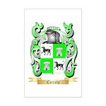 Cerreto Mini Poster Print