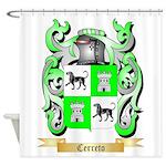 Cerreto Shower Curtain