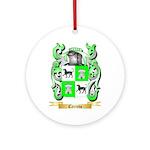 Cerreto Ornament (Round)