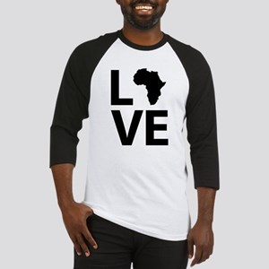 Love   Africa Baseball Jersey