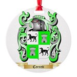 Cerreti Round Ornament