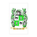 Cerreti Sticker (Rectangle)