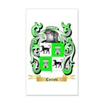 Cerreti 20x12 Wall Decal