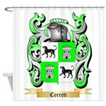 Cerreti Shower Curtain