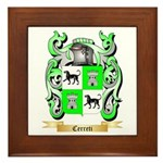 Cerreti Framed Tile