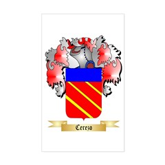 Cerezo Sticker (Rectangle)