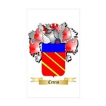 Cerezo Sticker (Rectangle 50 pk)