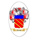 Cerezo Sticker (Oval 50 pk)