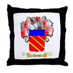 Cerezo Throw Pillow