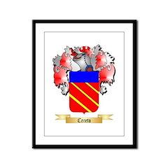 Cereto Framed Panel Print