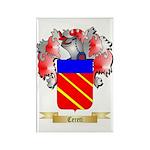 Cereti Rectangle Magnet (100 pack)