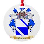 Centeno Round Ornament