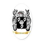 Celon Oval Car Magnet