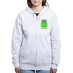 Cedilla Women's Zip Hoodie