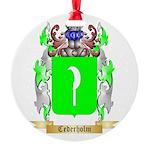 Cederholm Round Ornament