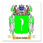 Cederholm Square Car Magnet 3