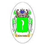 Cederholm Sticker (Oval)