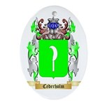 Cederholm Ornament (Oval)