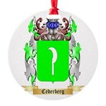 Cederberg Round Ornament