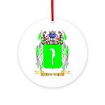 Cederberg Ornament (Round)