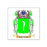 Cederbaum Square Sticker 3
