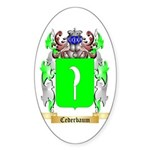 Cederbaum Sticker (Oval)