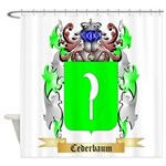 Cederbaum Shower Curtain