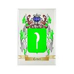 Ceder Rectangle Magnet (10 pack)