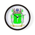 Ceder Wall Clock