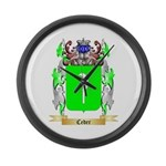 Ceder Large Wall Clock