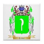 Ceder Tile Coaster