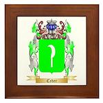 Ceder Framed Tile