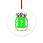 Ceder Ornament (Round)