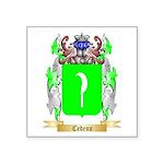 Cedeno Square Sticker 3
