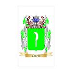 Cedeno Sticker (Rectangle 50 pk)