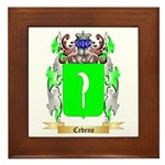 Cedeno Framed Tile