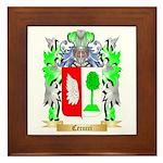 Cecucci Framed Tile