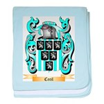 Cecil baby blanket