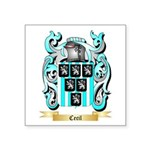 Cecil Square Sticker 3