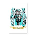 Cecil 35x21 Wall Decal