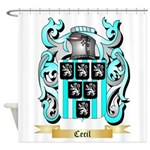 Cecil Shower Curtain