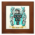 Cecil Framed Tile