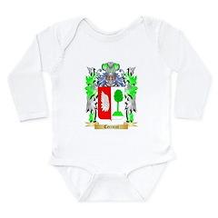 Ceccuzzi Long Sleeve Infant Bodysuit
