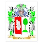 Ceccoli Small Poster