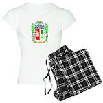 Cecchi Women's Light Pajamas