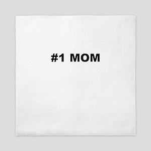 NUMBER ONE MOM Queen Duvet