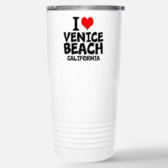 I Love Venice Beach, California Mugs