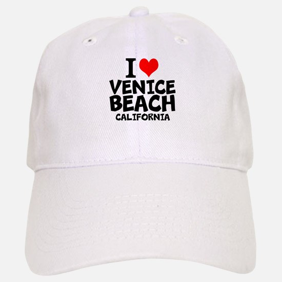 I Love Venice Beach, California Baseball Baseball Baseball Cap