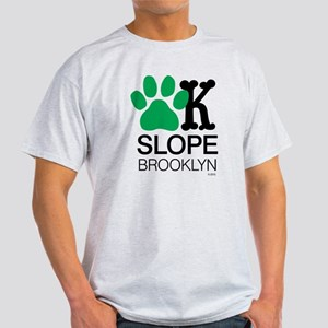 Park Slope dog green T-Shirt